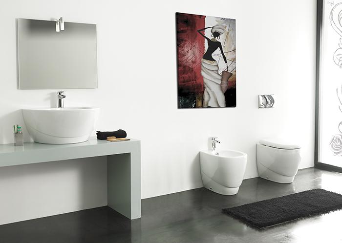 Vasca Da Bagno Otturata Rimedi : Come pulire i sanitari e igienizzare il bagno fantaceramiche