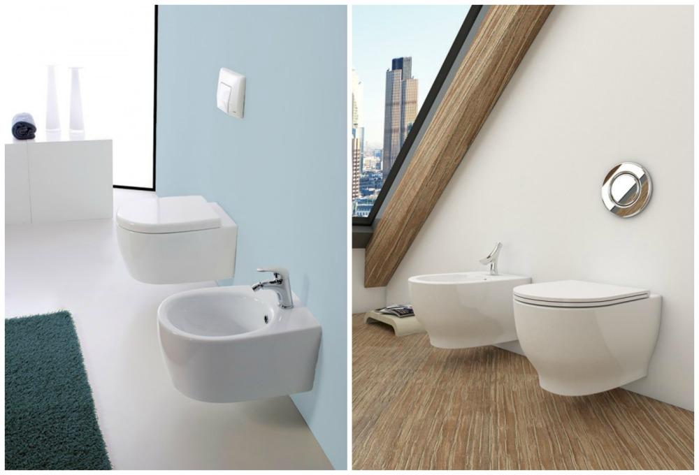 Come montare i sanitari sospesi fantaceramiche - Montaggio accessori bagno ...